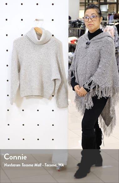 Dolman Turtleneck Sweater, sales video thumbnail