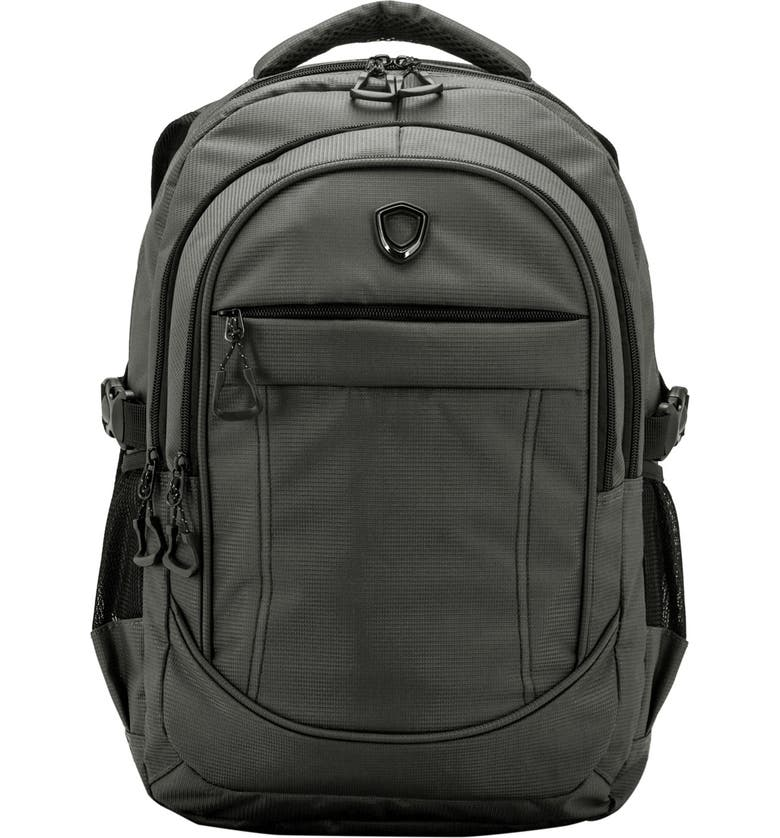 """TRAVELERS CHOICE Heaven's Gate 19"""" Backpack, Main, color, GREY"""