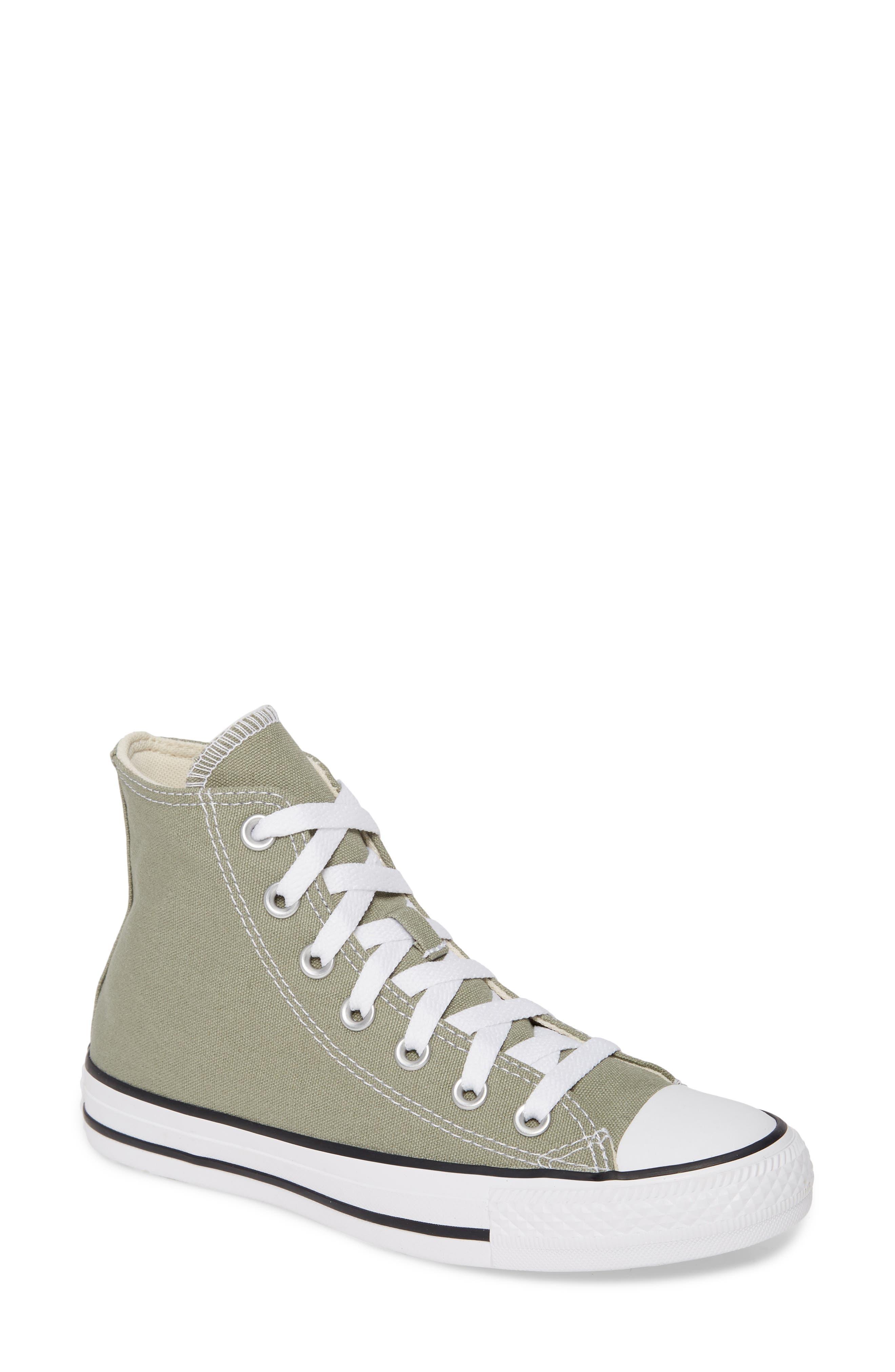 Converse Chuck Taylor All Star Seasonal Hi Sneaker- Green