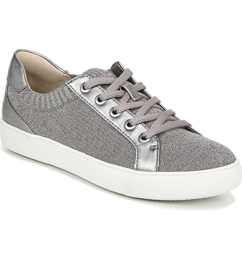 NATURALIZER Morrison 5 Sneaker, Main, color, GREY FOG SUEDE