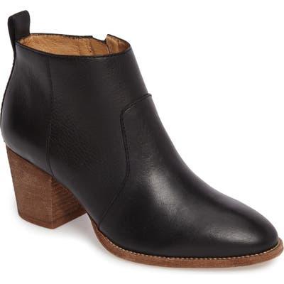 Madewell The Brenner Boot, Black