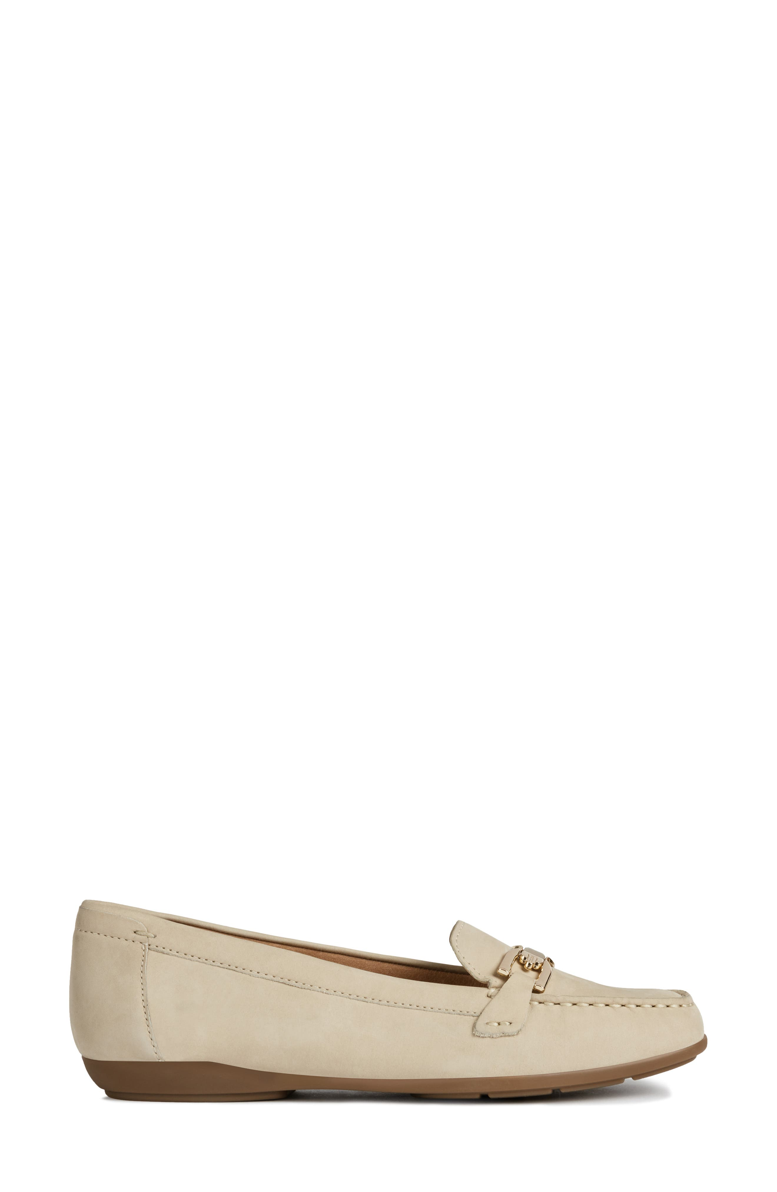 ,                             Annytah Loafer,                             Alternate thumbnail 3, color,                             TAUPE SUEDE