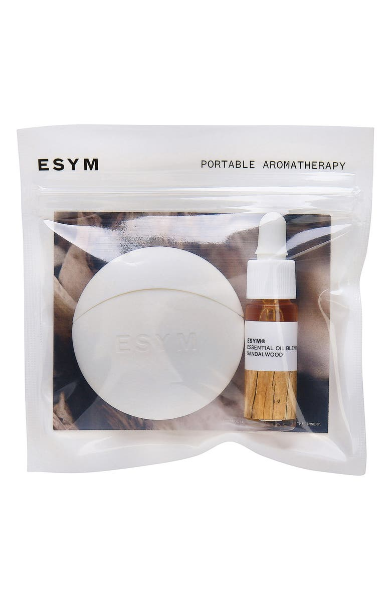 ESYM Sandalwood Scent Pod Kit, Main, color, NO COLOR