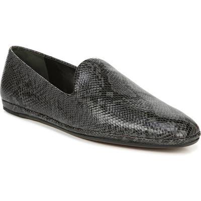 Vince Paz Venetian Loafer- Grey