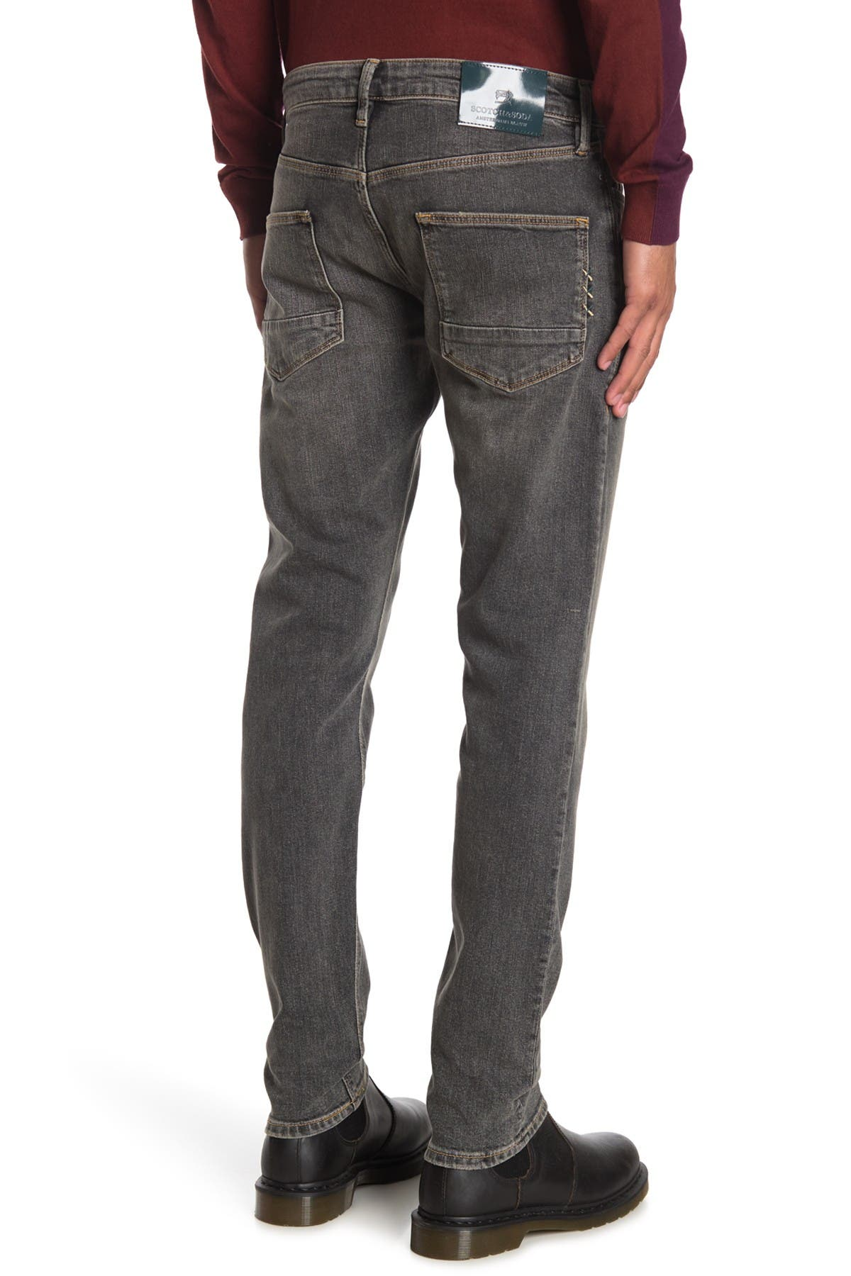 Image of Scotch & Soda Tye Warehouse Skinny Jeans