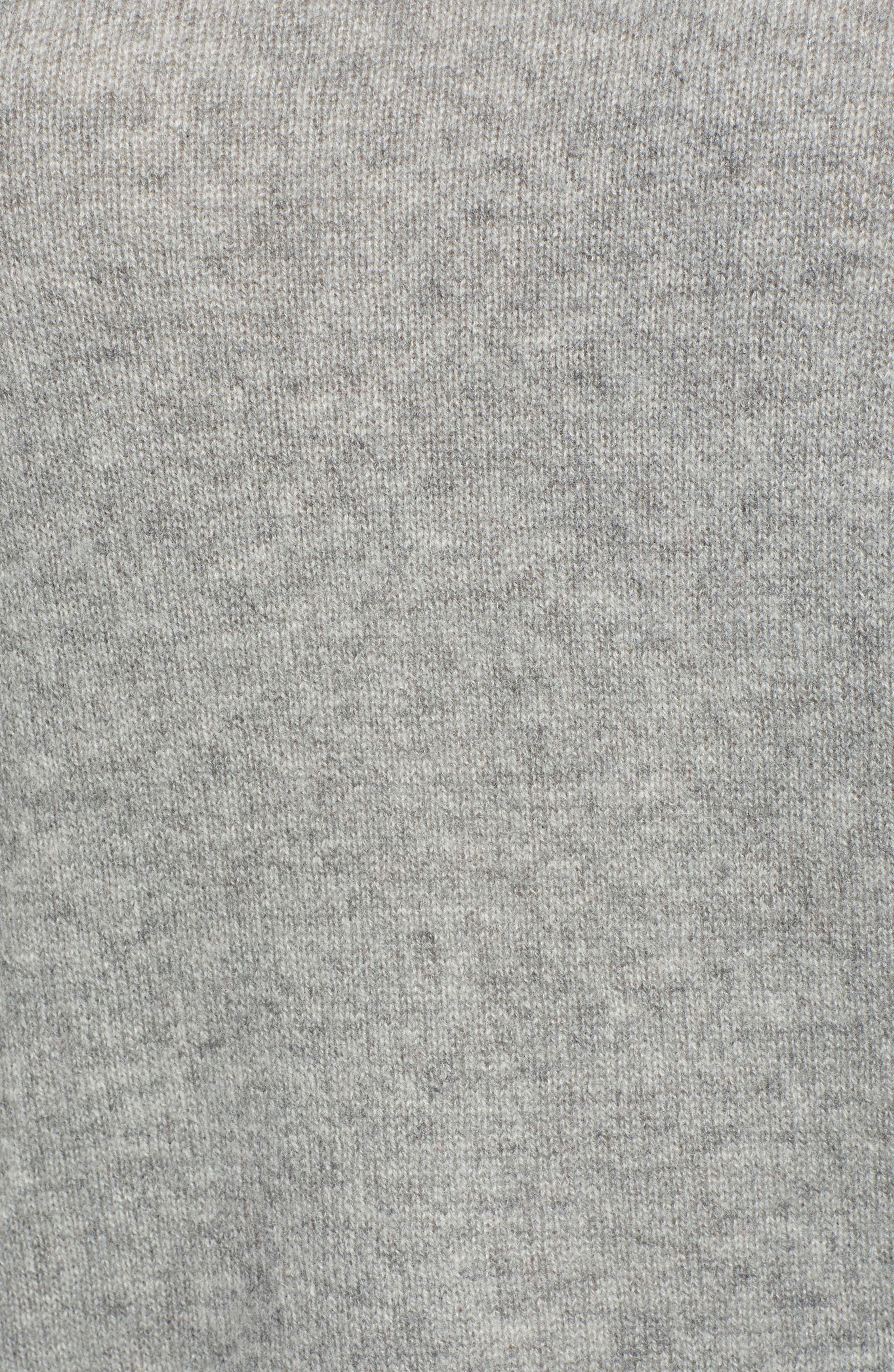 ,                             Crewneck Cashmere Sweater,                             Alternate thumbnail 33, color,                             030