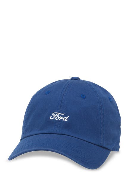 Image of American Needle Ford Micro Embroidered Baseball Cap