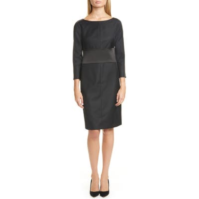 Boss Denalyn Sheath Dress, Black