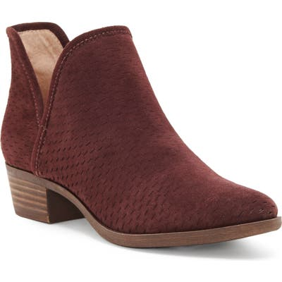 Lucky Brand Baley Bootie, Purple