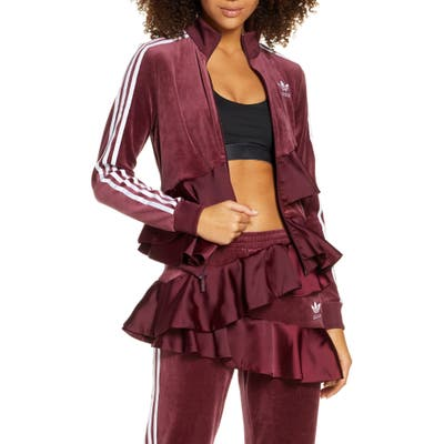 Adidas Originals Ruffle Track Jacket