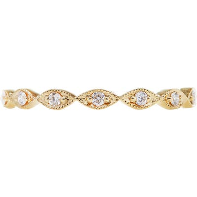 Sethi Couture Marquis Cut Diamond Ring