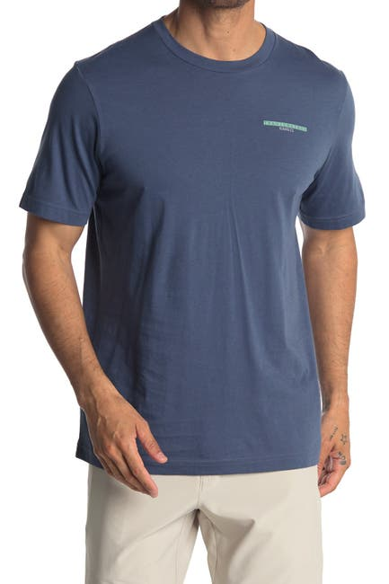 Image of TRAVIS MATHEW Birds of Paradise Crew Neck T-Shirt