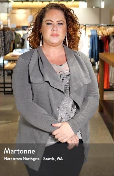 Sutton Asymmetrical Tiered Ruffle Cotton Dress, sales video thumbnail