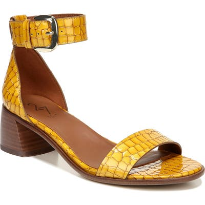 27 Edit Kandrie Sandal- Yellow