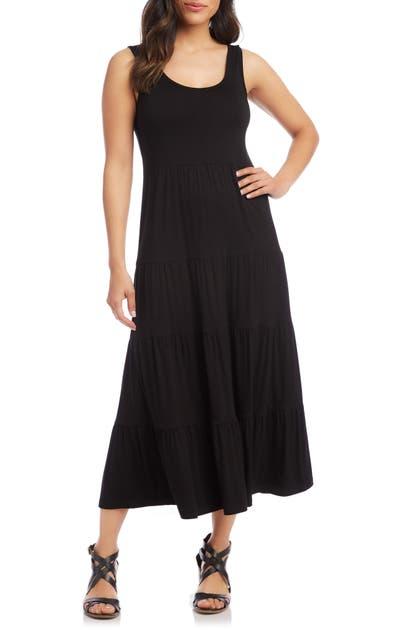 Karen Kane Midi dresses TIERED MIDI DRESS