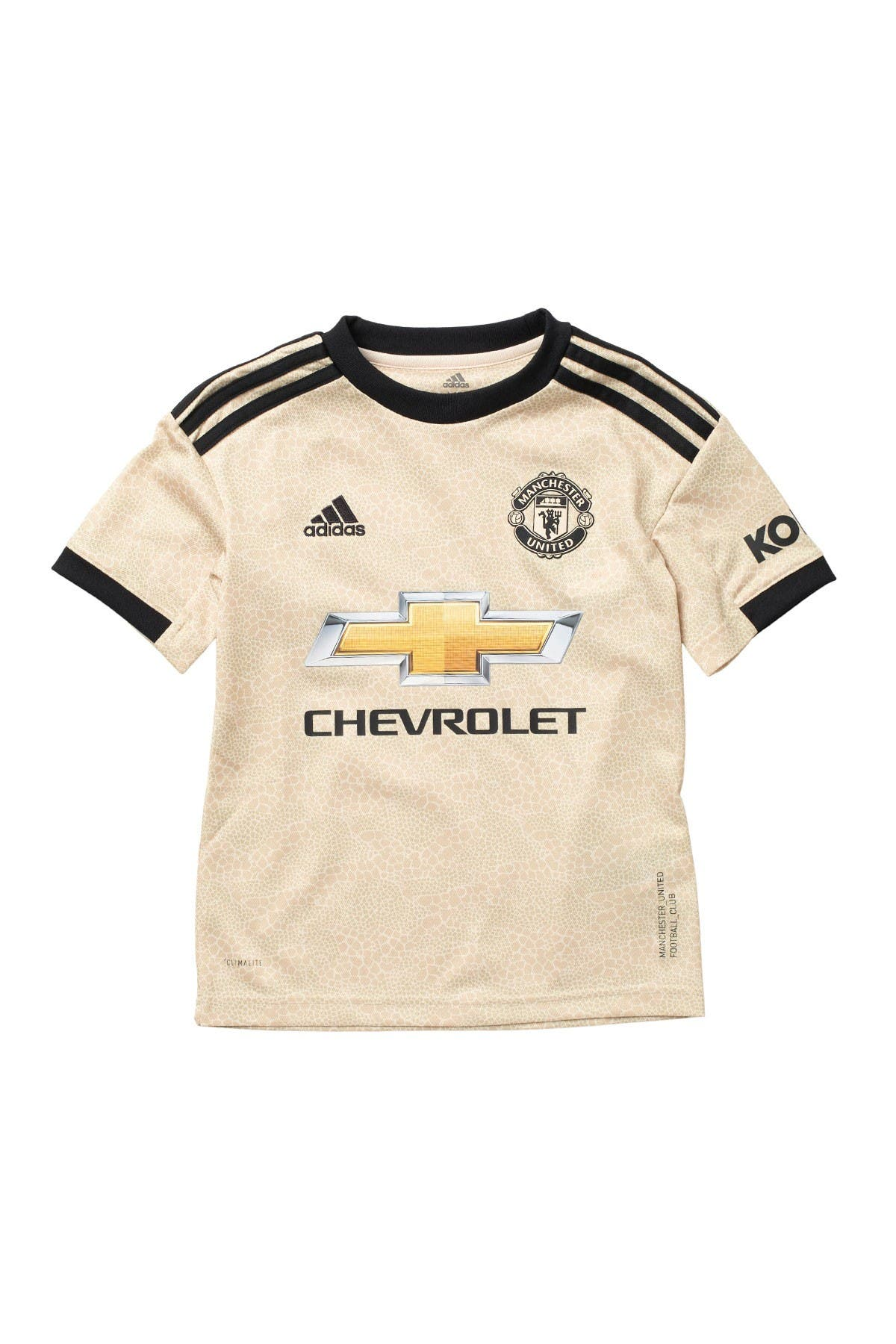 Image of ADIDAS ORIGINALS Manchester United Soccer Jersey