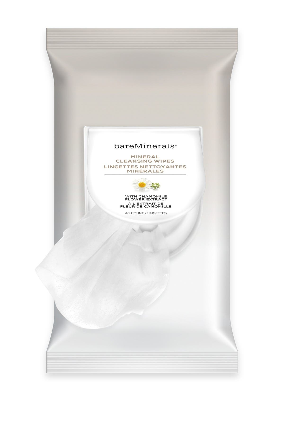 Image of BARE ESCENTUALS Mineral Cleansing Wipes - 45 Sheets
