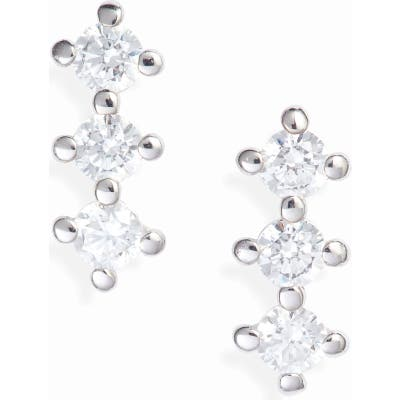 Nadri Issa Small Stud Earrings