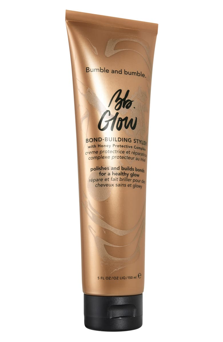 BUMBLE AND BUMBLE. Glow Bond-Building Styler, Main, color, NO COLOR