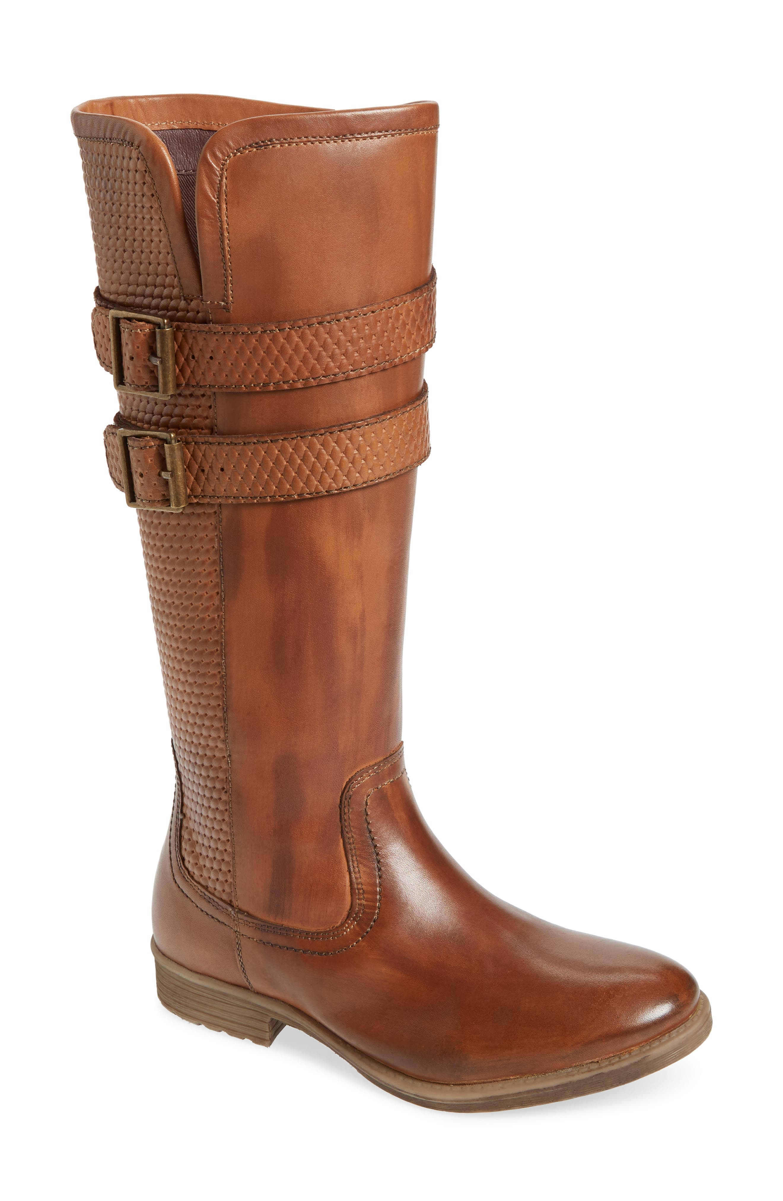 Image of Roan Date Leather Knee-High Boot