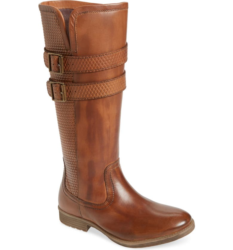 ROAN Date Boot, Main, color, TAN NAPPA LEATHER