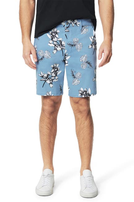 Image of Joe's Jeans Brixton Floral Print Shorts
