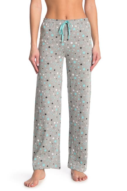 Image of DOLLHOUSE Printed Pajama Pants