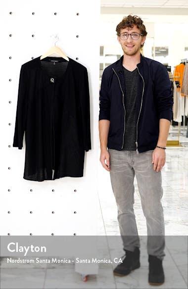 Toggle Front Jacquard Jacket, sales video thumbnail
