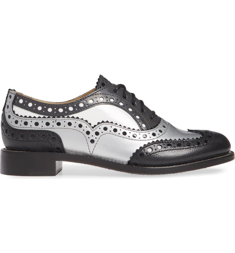 THE OFFICE OF ANGELA SCOTT Mr. Doubt Oxford, Main, color, BLACK/ SILVER