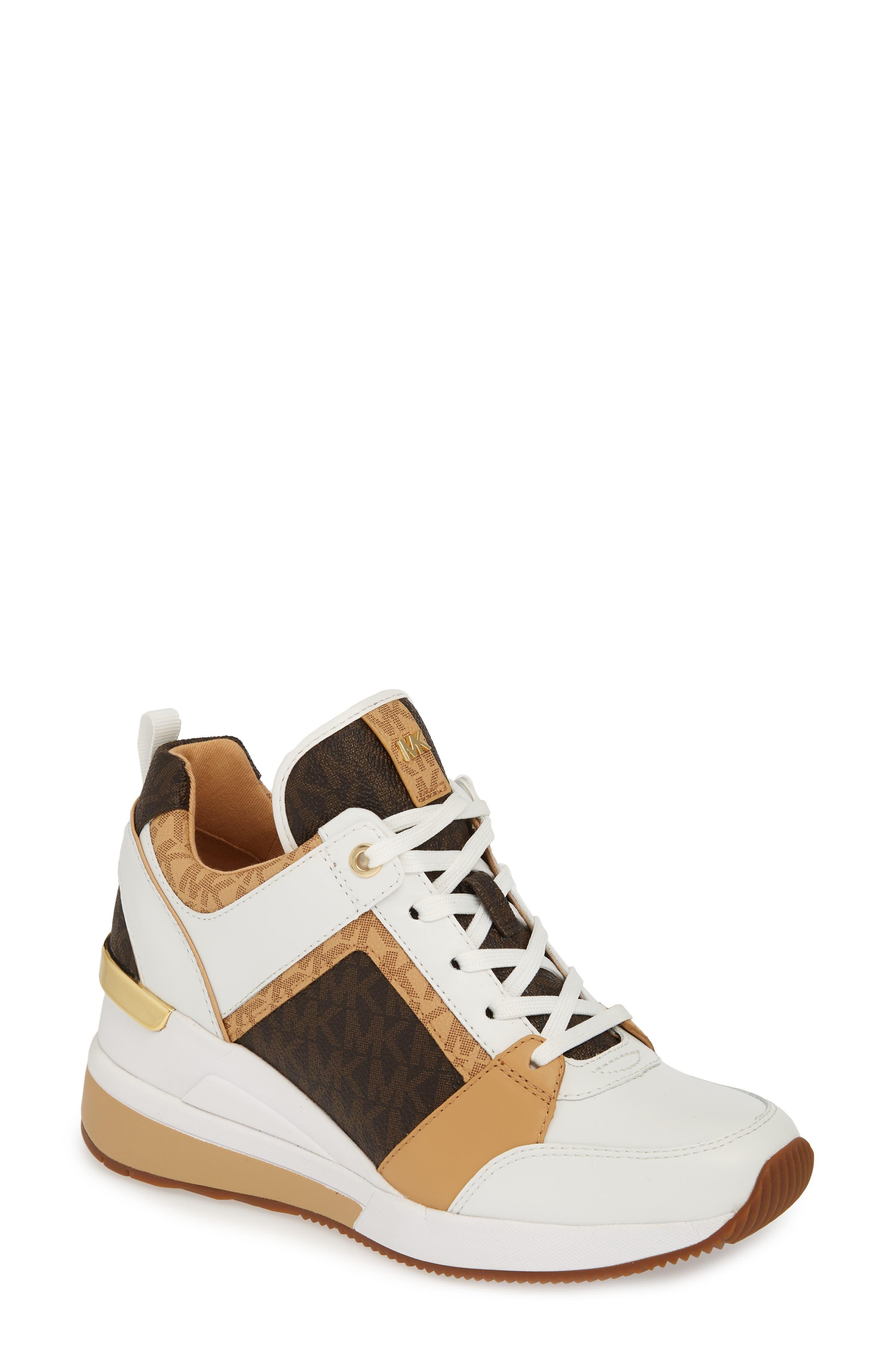 ,                             Georgie Wedge Sneaker,                             Main thumbnail 19, color,                             250