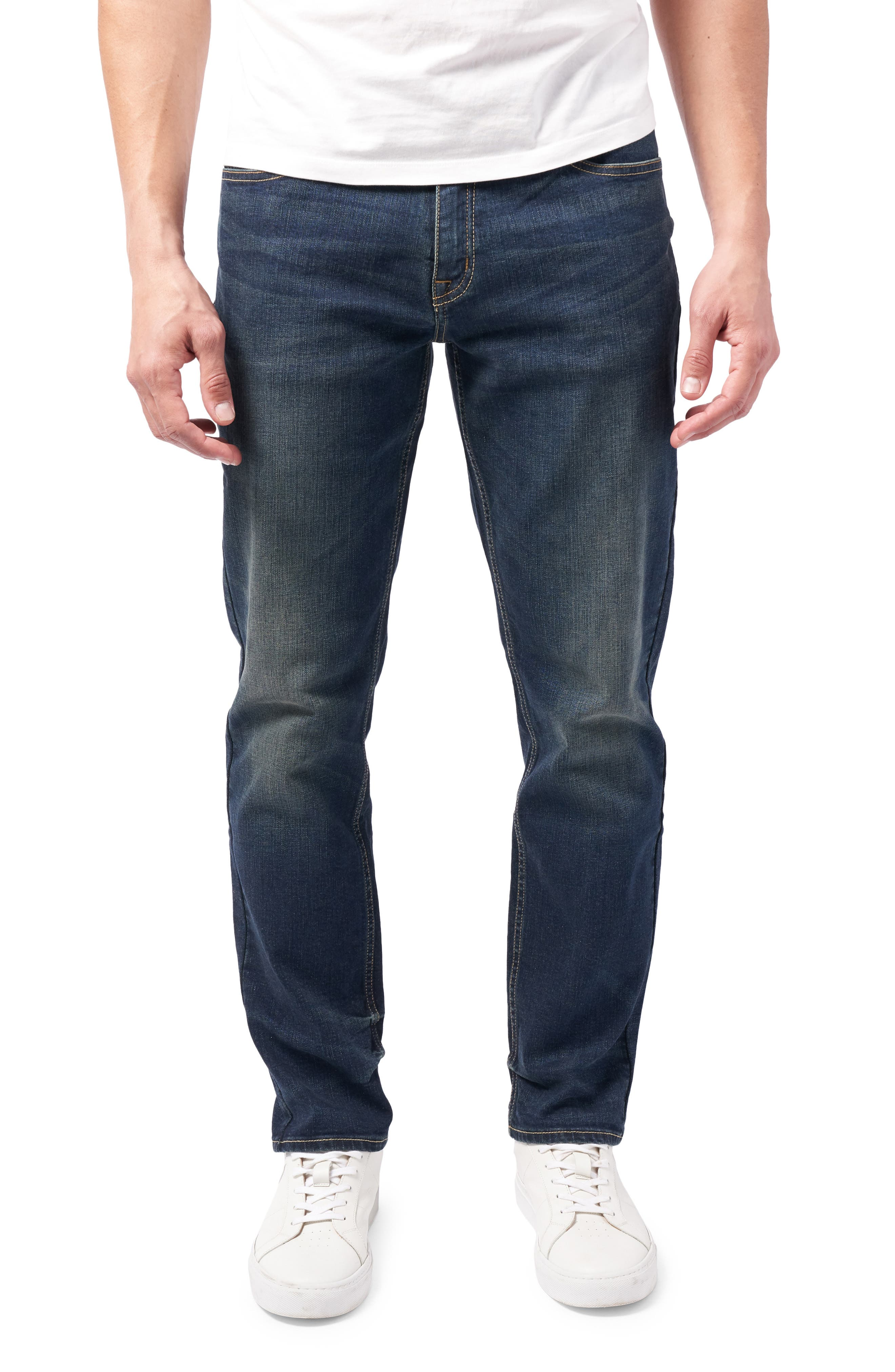 Athletic Fit Performance Stretch Jeans