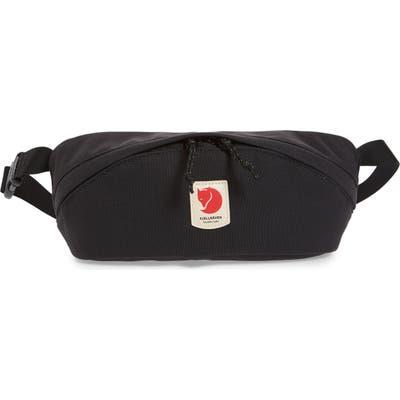 Fjallraven Belt Bag - Black