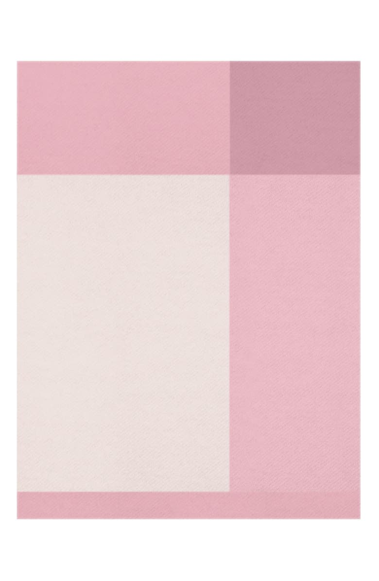 UPPABABY Knit Blanket, Main, color, PINK
