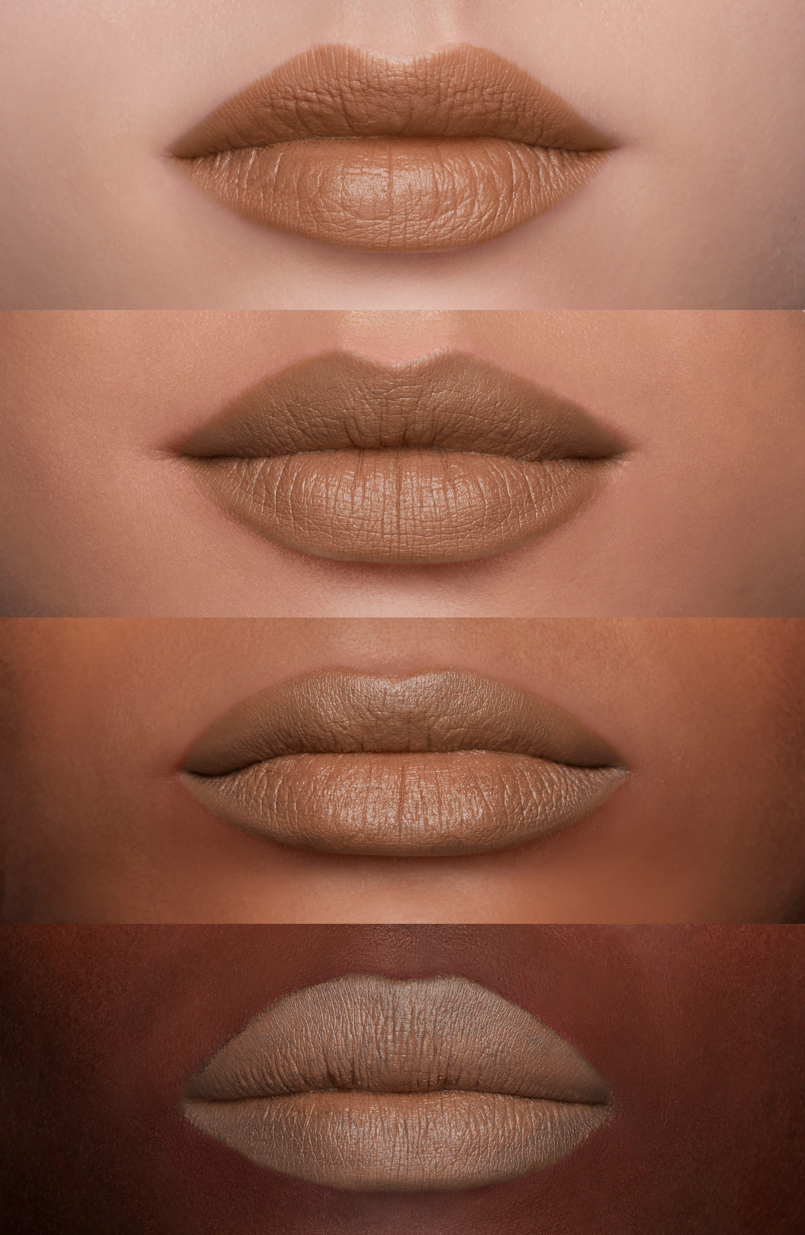 ,                             MAC Nude Lip Kit,                             Alternate thumbnail 2, color,                             NO COLOR