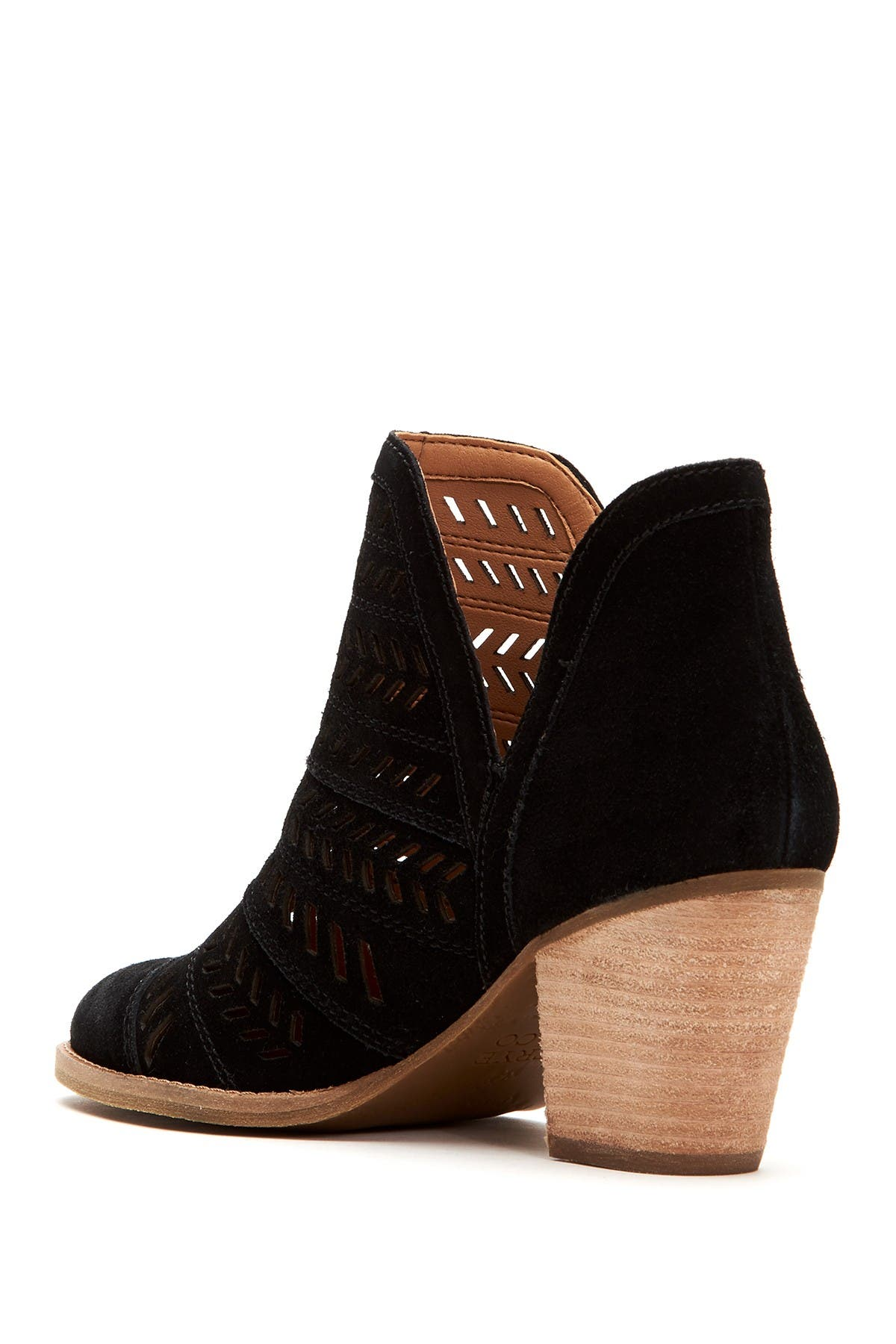 Frye & Co Allister Feather Bootie