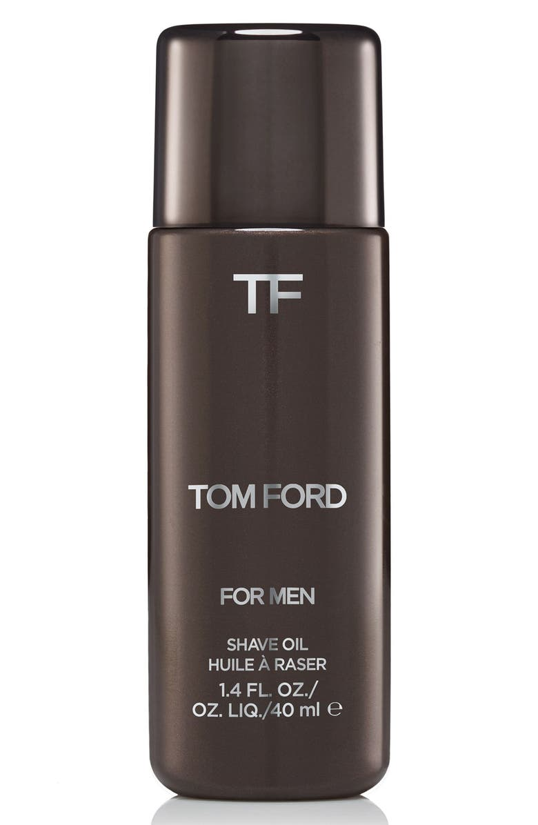 TOM FORD Shave Oil, Main, color, NO COLOR