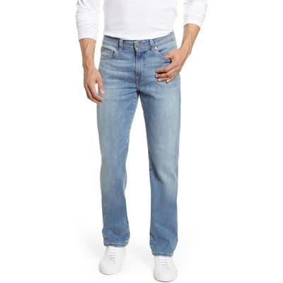 Fidelity Denim Jimmy Slim Straight Leg Jeans Blue