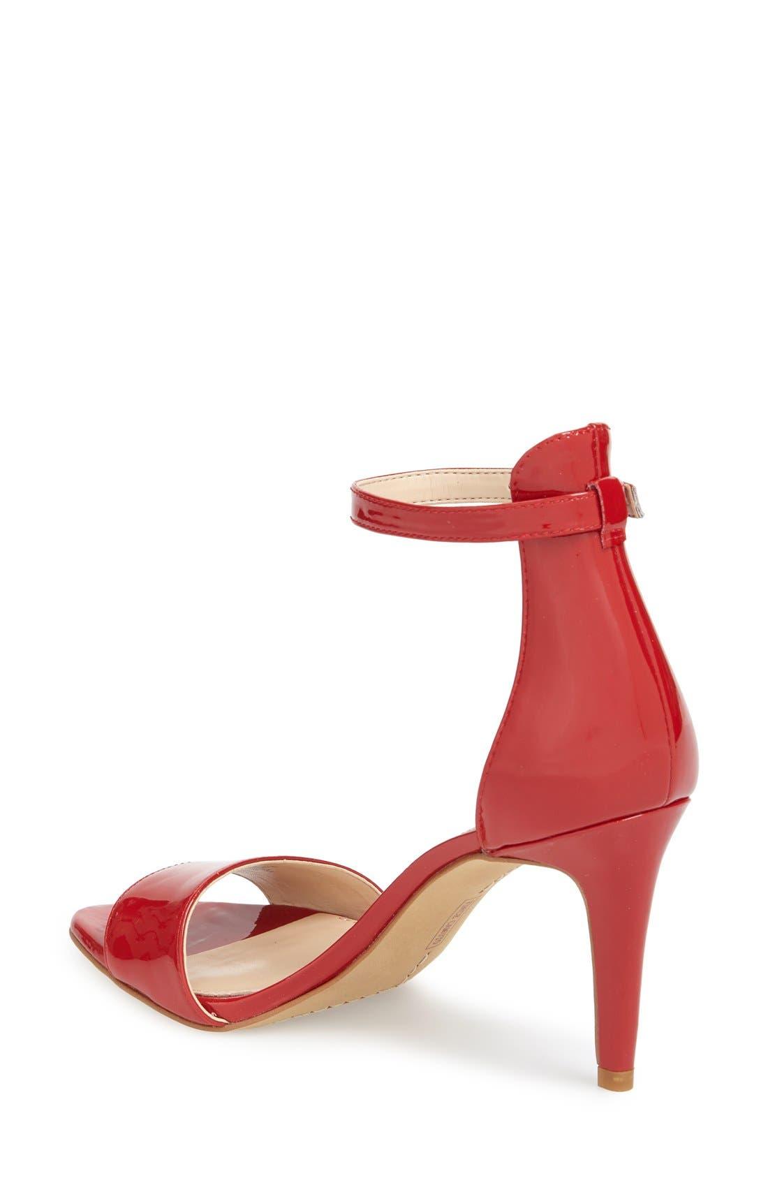 ,                             'Court' Ankle Strap Sandal,                             Alternate thumbnail 88, color,                             640