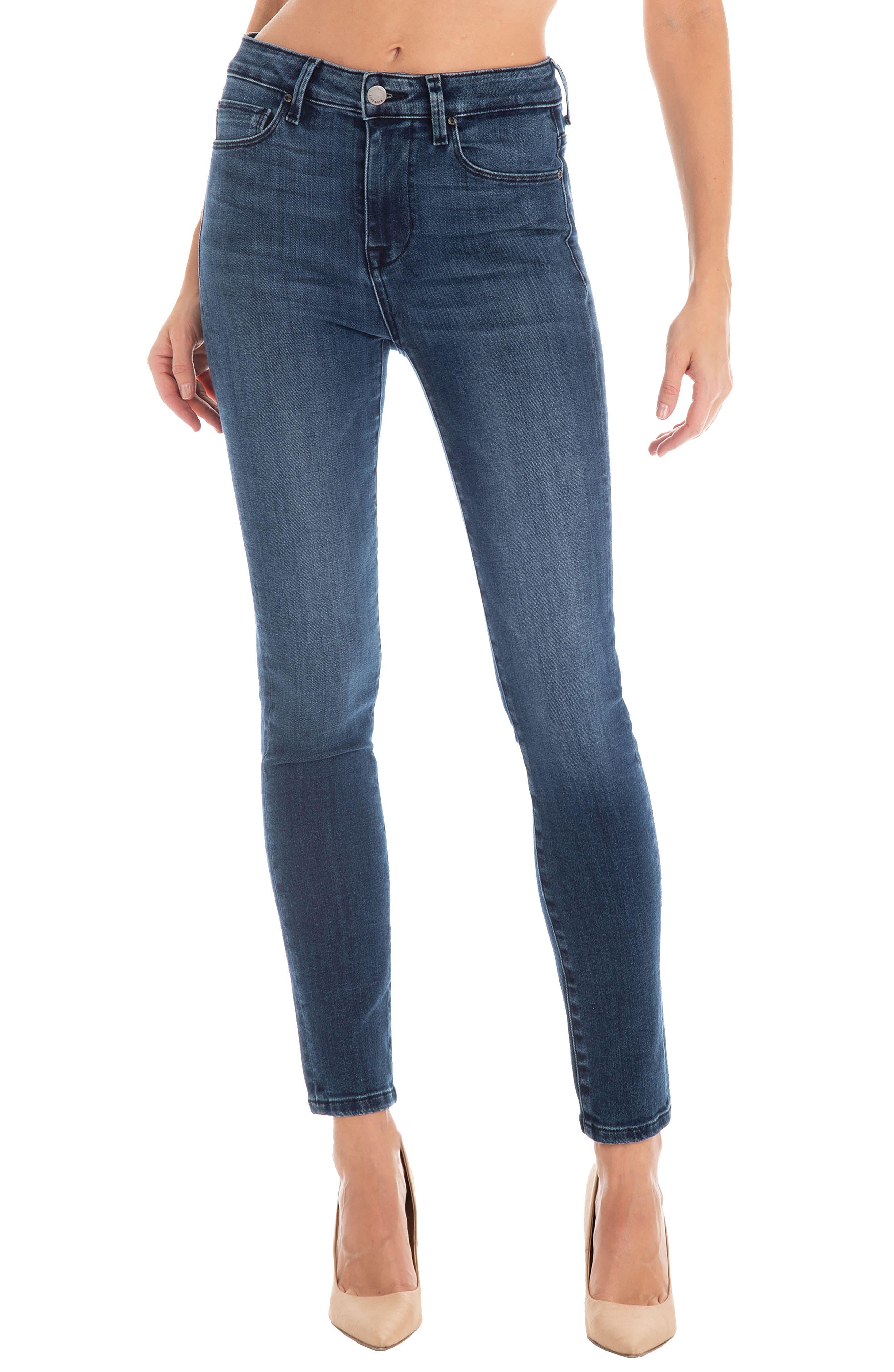 Image of FIDELITY DENIM Gwen Skinny Jeans