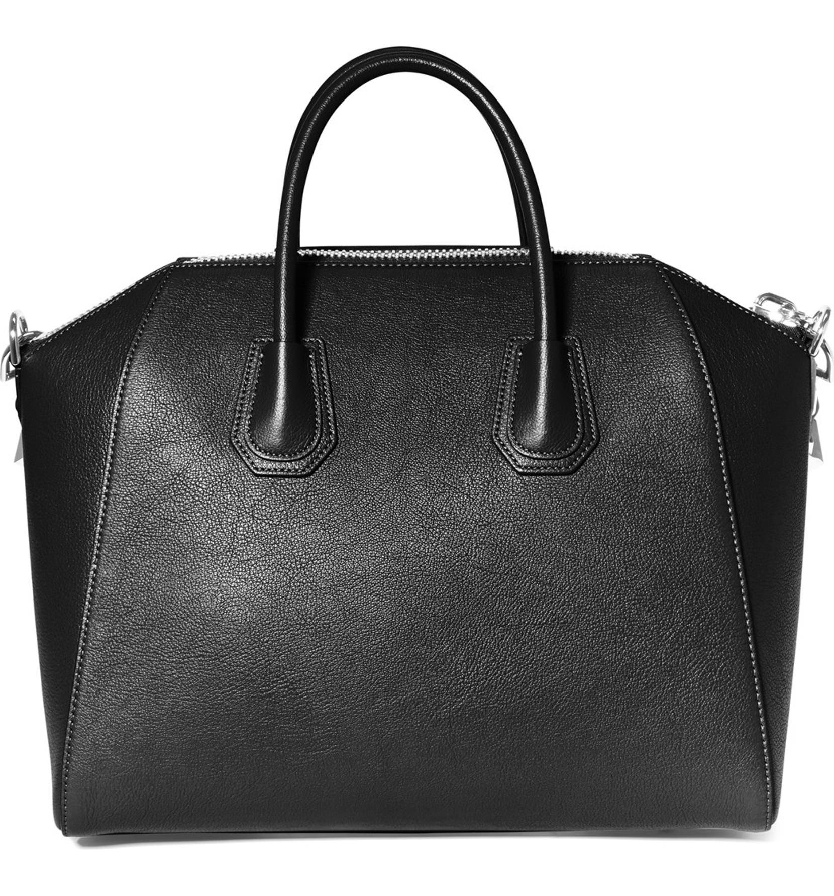 306afbfef2 Givenchy 'Medium Antigona' Sugar Leather Satchel   Nordstrom