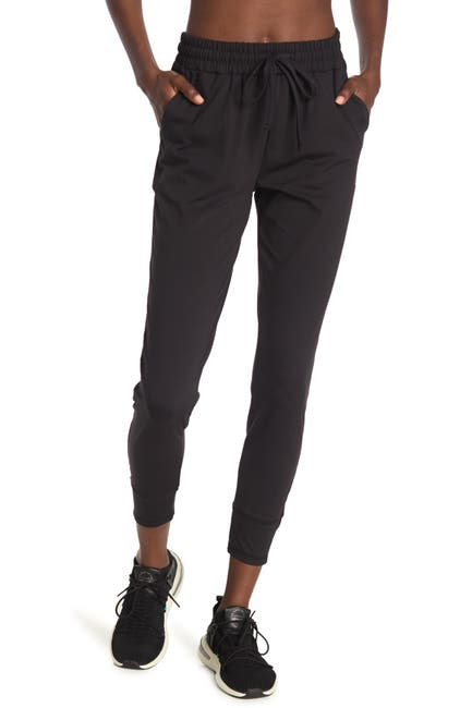 Image of X by Gottex Brushed Jogger Leggings