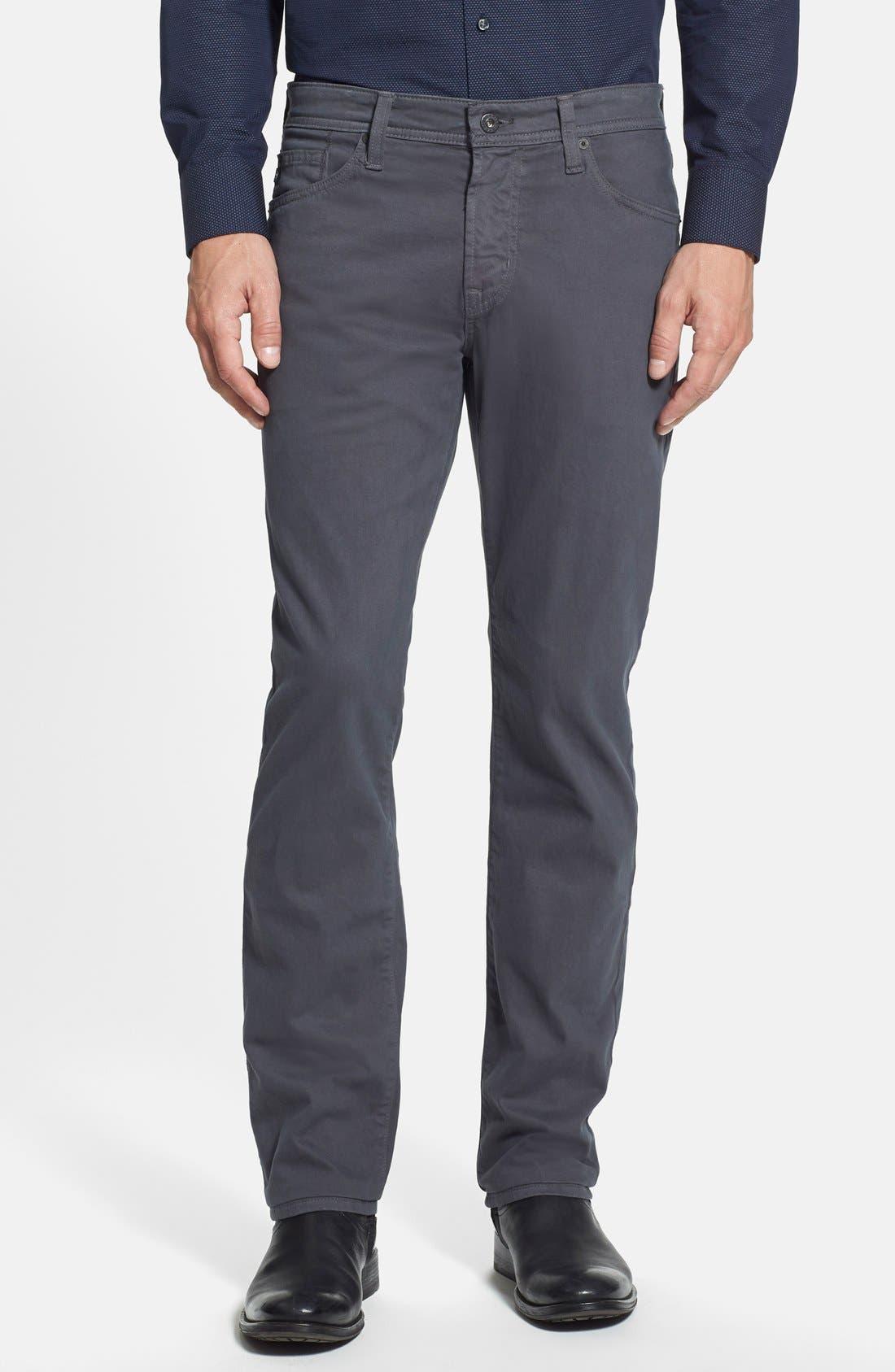 Graduate Sud Slim Straight Leg Pants