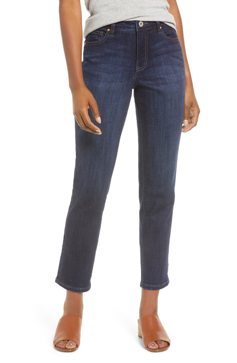 JAG JEANS Reese Vintage Straight Leg Jeans, Main, color, NIGHT BREEZE