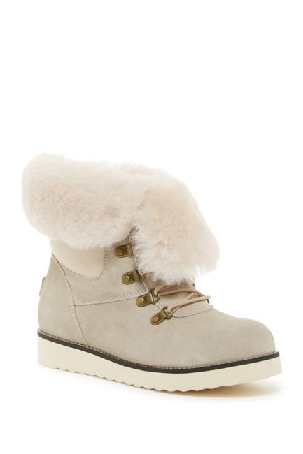 Image of Australia Luxe Collective Yael Genuine Shearling Boot