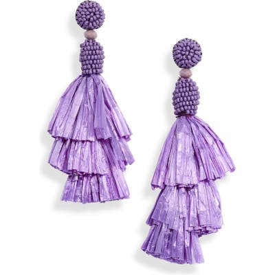 Mad Jewels Medici Tiered Earrings