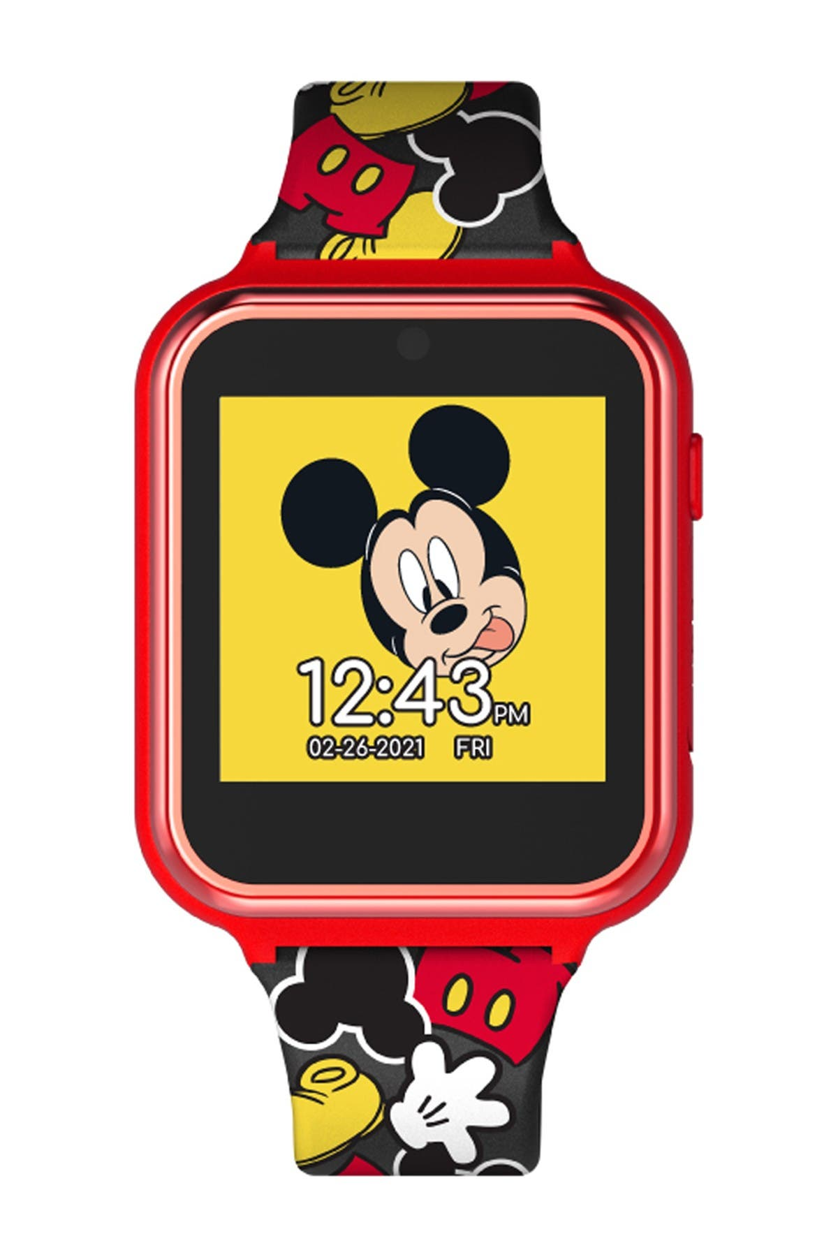 Image of ACCUTIME iTime Mickey Mouse Interactive Smart Watch