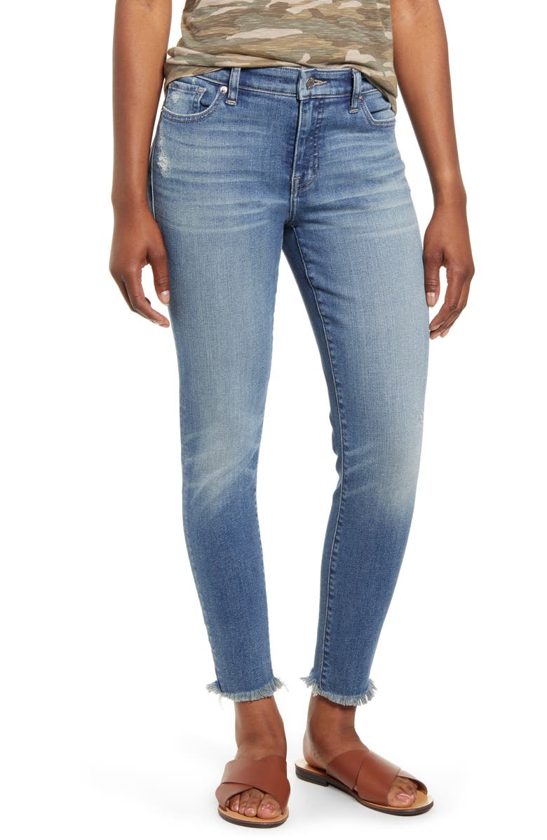 LUCKY BRAND Ava Cropped Jeans, Main, color, 430