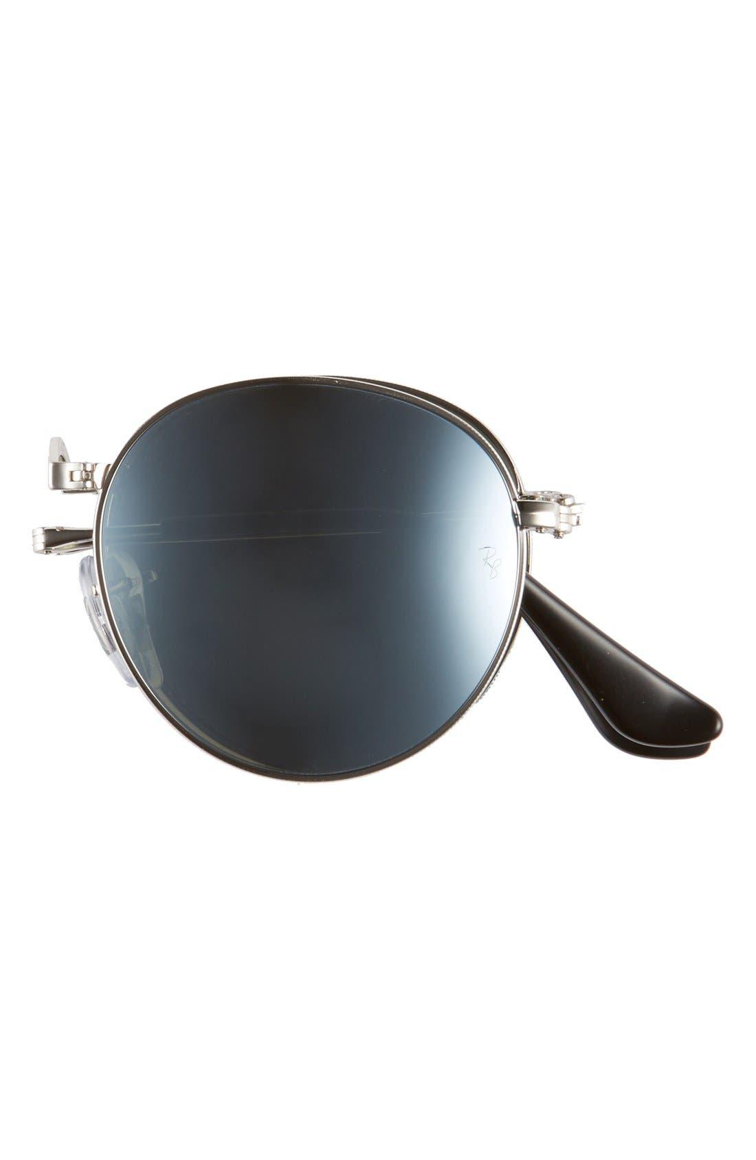 ,                             Icons 50mm Folding Sunglasses,                             Alternate thumbnail 18, color,                             321