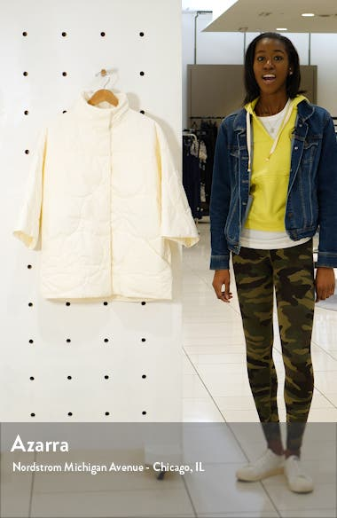 XL Dot Quilted Puffer Jacket, sales video thumbnail