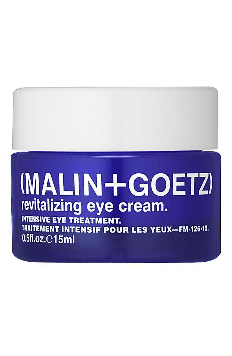 MALIN+GOETZ Revitalizing Eye Cream, Main, color, NO COLOR